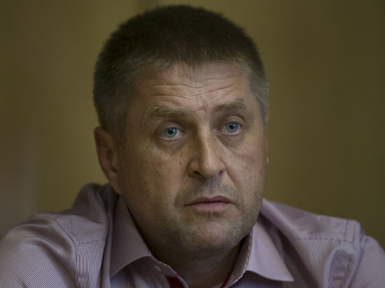 Пономарев отстранен от должности, но продолжает восстанавливать электроснабжение в Славянске