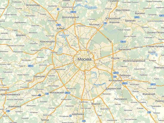 Названы три российских города, которые чаще всего ищут в Яндексе (интерактивная карта)