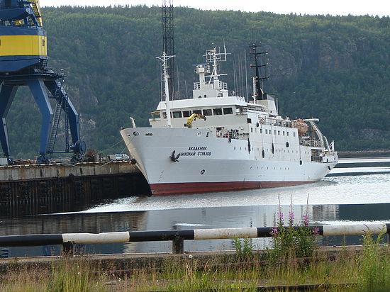 ФАНО отказалось выделять деньги на ремонт корабля