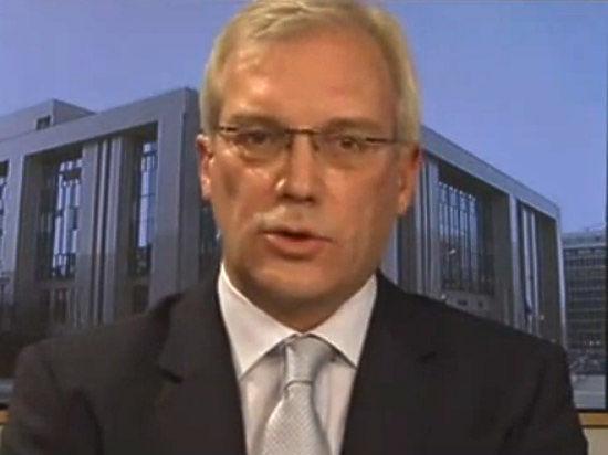 Постпред РФ при НАТО объяснил, как Североатлантический альянс использует кризис на Украине