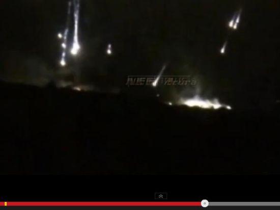 Псаки заподозрила Россию в применении фосфорных бомб под Славянском