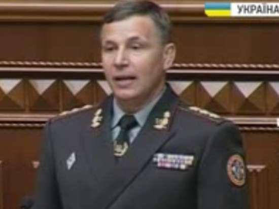 Министр обороны Гелетей заявил: Россия угрожает Украине тактическим ядерным оружием