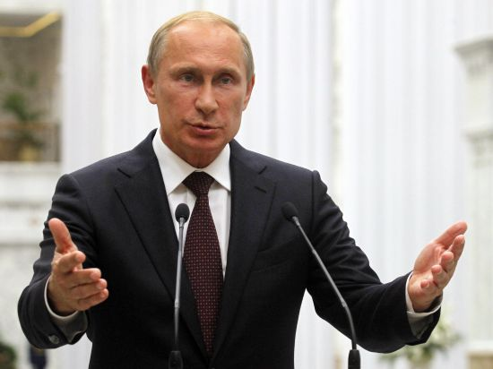 Президент РФ рассказал, как урегулировать конфликт на юго-востоке Украины