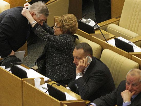 В Госдуме предлагают компенсировать ущерб пострадавшим от санкций россиянам