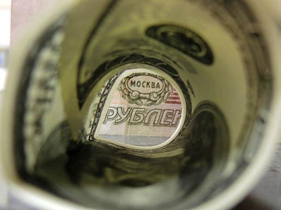 Рубль могут отправить в