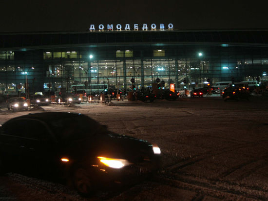 Пассажир в аэропорту попал на небеса без самолета