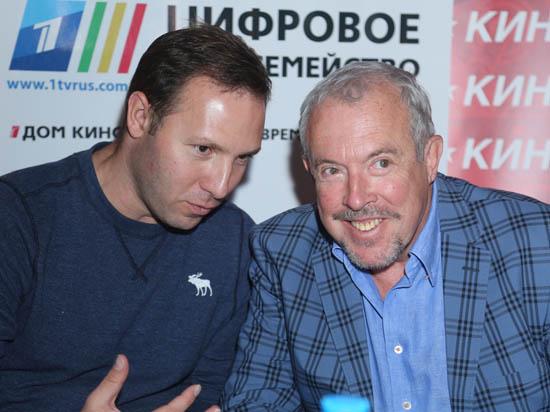 На пресс-конференции «Московской премьеры» выступил Андрей Макаревич