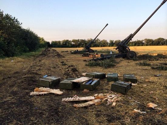 Российский солдат-срочник опубликовал в соцсети фото арторудий со словами