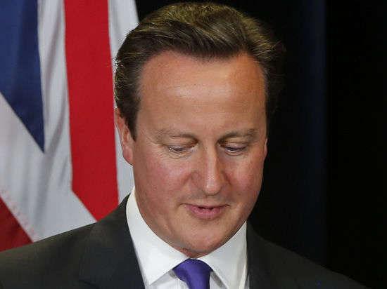 Андреевский флаг над Даунинг-стрит: британский премьер Кэмерон обратился к Шотландии со страстным призывом против независимости