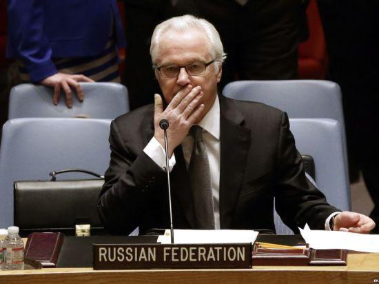 Чуркин: Введение военного положения в Донбассе - наихудший сценарий для Украины
