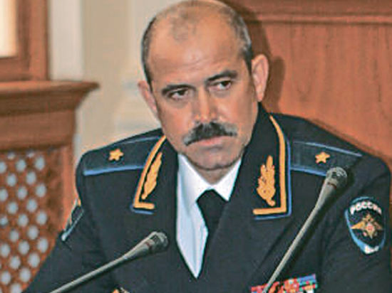 Против экс-начальника московского следствия возбуждено уголовное дело