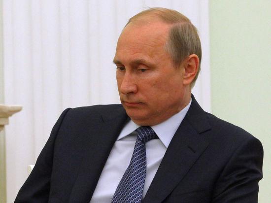 Путин записал обращение по ситуации с