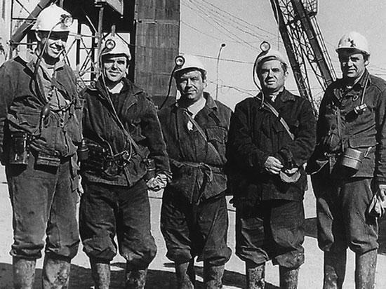 Генералы угольных карьеров