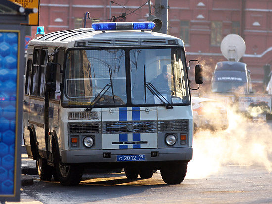 В московской полиции назревает бензиновый скандал