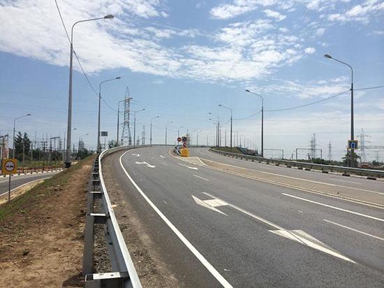 Путь в аэропорт «Гурмак» и въезд в г. Волгоград стали комфортнее и короче