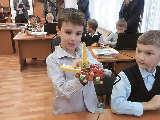 В школьную программу внедрят роботов