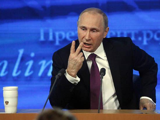 Десять лучших цитат с пресс-конференции Путина — о рубле, любви и дворцовом перевороте