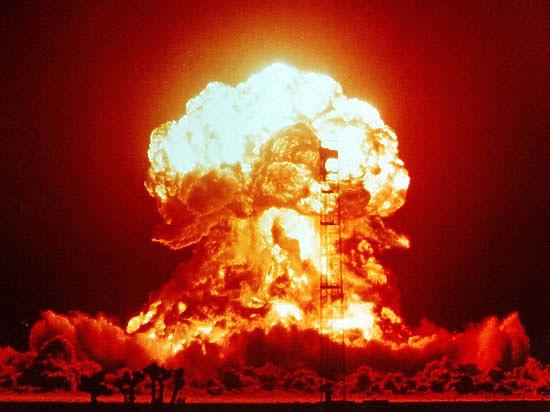 Ядерный взрыв в мозгах