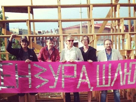 Марат Гельман откроет выставку «цензура-шлю-ха-ха»