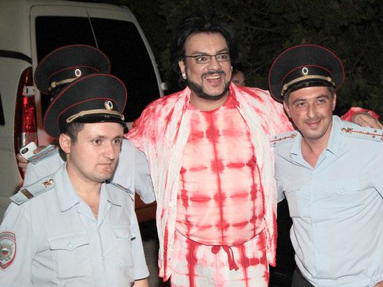 Басков и Киркоров опровергли слухи об отмене гастролей в Крыму