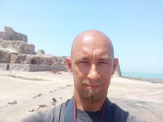 Российский мототурист Максим Крылов пропал без вести в Иране