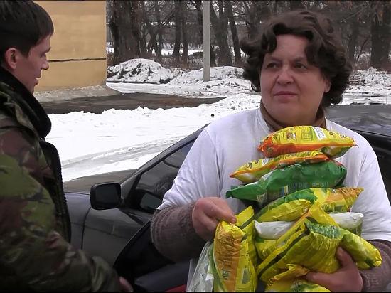«Дед Мороз» на Донбассе: «Война пришла как снег  на голову»