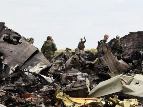 Западные СМИ: Российские власти указывают пальцем на украинский истребитель