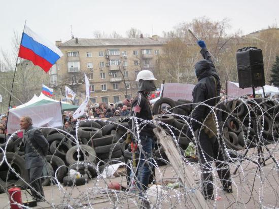 Сегодня на Украине повторяется грузинский сценарий