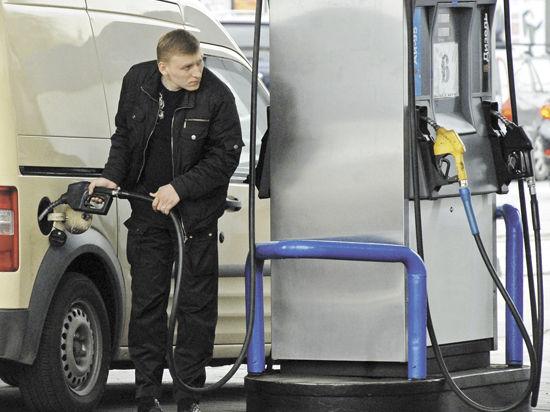 Цены на бензин набирают обороты