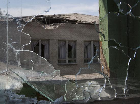 В Славянске — ад,  в России — чистилище