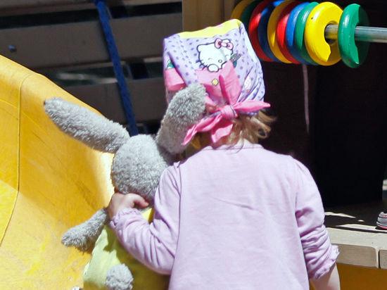В прошлом году в России  пропали 11 109 детей, из них  - 3 777 малолетних