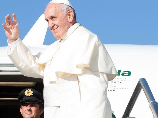Папа Римский Франциск уехал на Святую Землю улучшать связи с православными