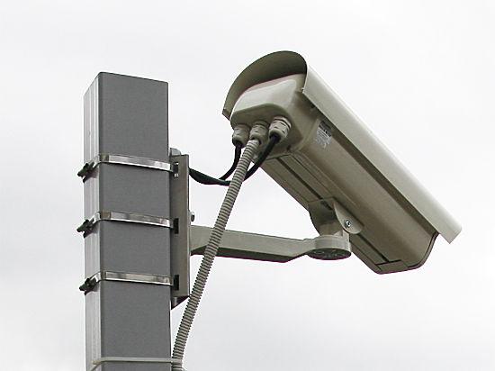 На Ярославском шоссе за реверсивной полосой будет следить видеокамера