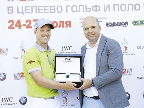 За главный российский турнир британские гольфисты боролись в переигровке