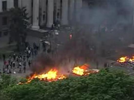 Почему «евроинтеграторы» в Одессе сожгли живьем несколько десятков горожан