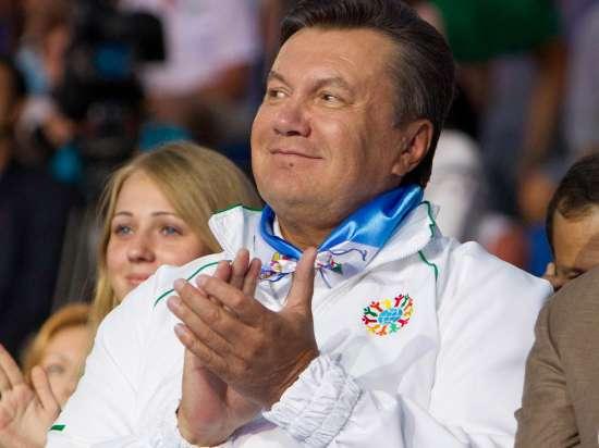 Янукович спит спокойно: у Интерпола на него ничего нет