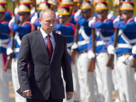 БРИКС остается «пятеркой»: Кристине Киршнер не удалось обаять Владимира Путина