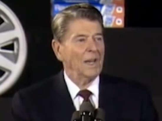 Как 30 лет назад президент Рейган «разбомбил» Советский Союз  на «вечные времена»