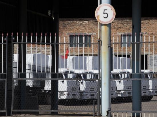 Киев вновь сорвал продвижение гуманитарного конвоя через границу