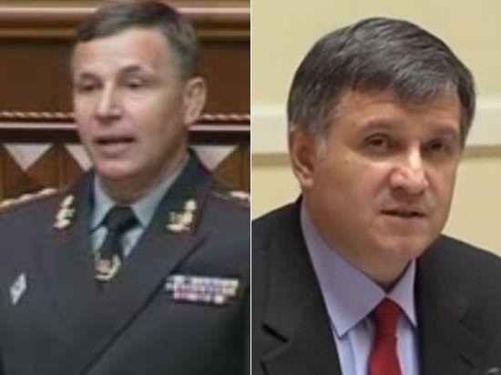 Скандал между военными: Аваков и Гелетей поспорили «за героев»