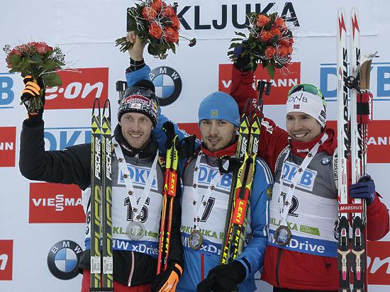 Биатлон: Антон Шипулин и золото выиграл, и Фуркада не обидел!