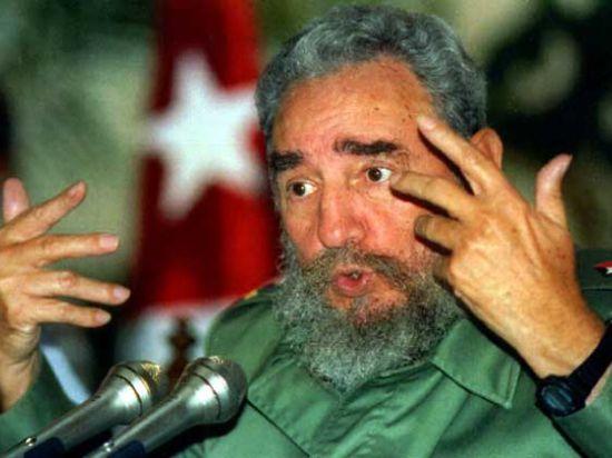 Фидель Кастро приравнял представителей НАТО к нацистам