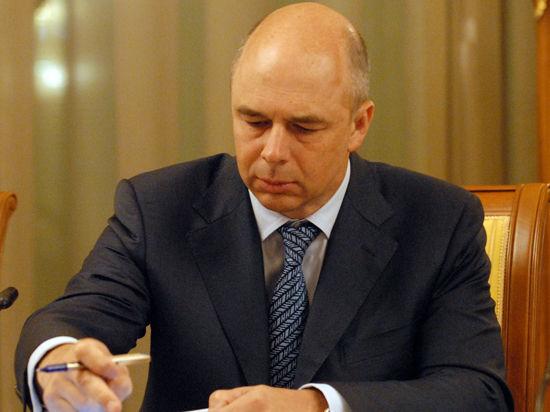 Силуанов: пенсионные накопления ушли в Крым