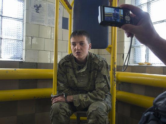 Правозащитники проверили условия содержания в СИЗО украинской летчицы, подозреваемой в убийстве журналистов