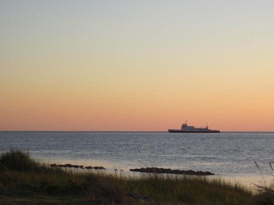 Группировка НАТО начала учения в Черном море