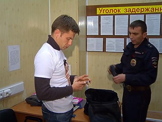 Украинский депутат Гончаренко будет судиться с МВД РФ: избили и не пустили врача с адвокатом