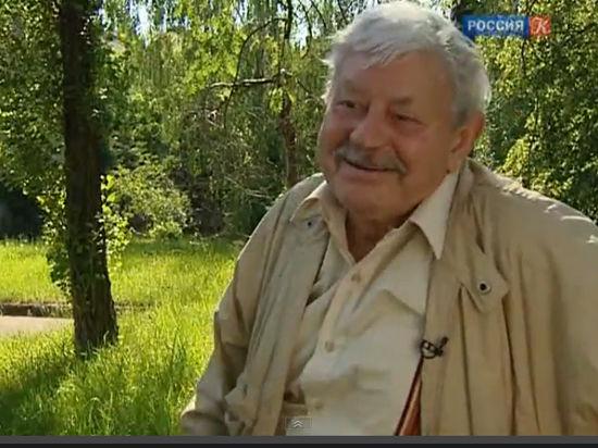 Легенда литовского и советского кино Донатас Банионис попал в реанимацию