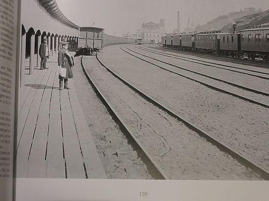 Издательство «Кварц» выпустило книгу об одном из забытых нижегородских вокзалов
