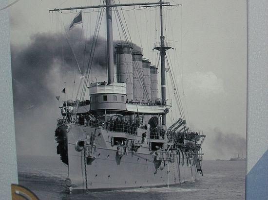 Спустя 110 лет удалось обнаружить не известные до сих пор страницы истории легендарного русского крейсера