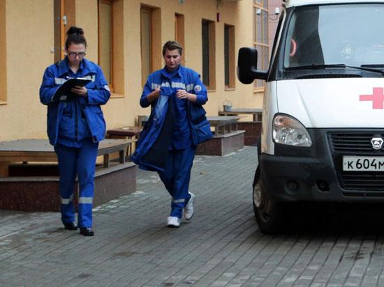 Жертвой дорожного конфликта в центре Москвы стал сотрудник ФСО